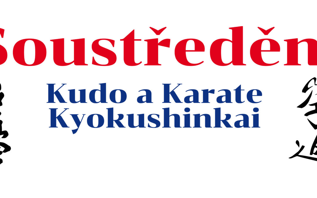 Soustředění – karate-2020